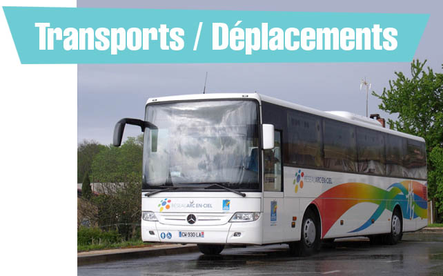 Transports - Déplacements Mairie de Launac