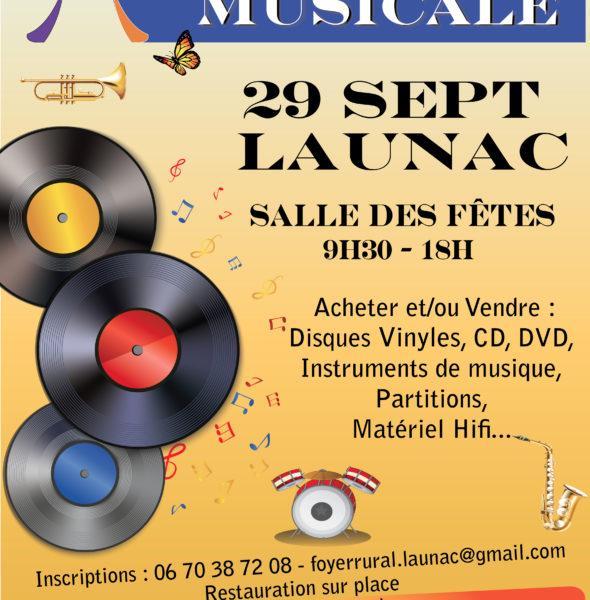 Bourse Musicale