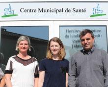 Ouverture du Centre Municipal de Santé (CMS )