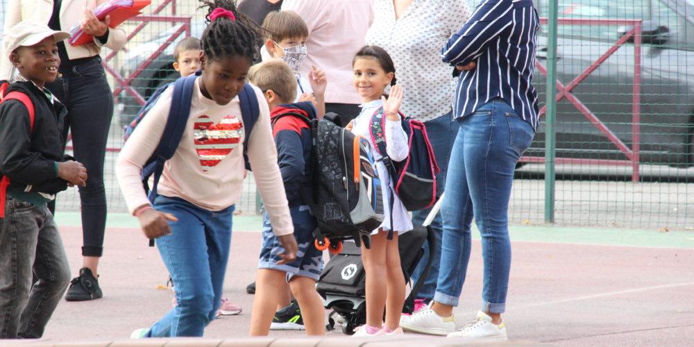 Rentrée scolaire à Launac