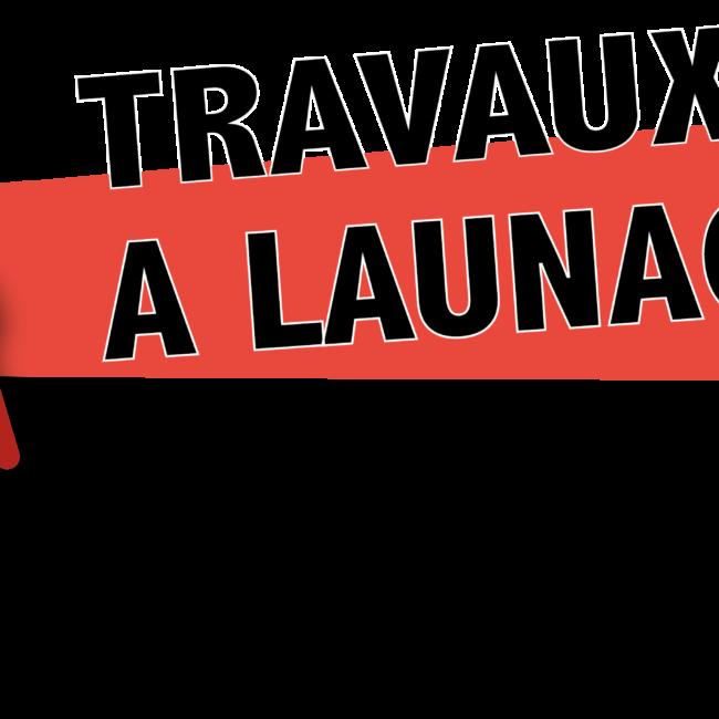 TRAVAUX ROUTE DE THIL