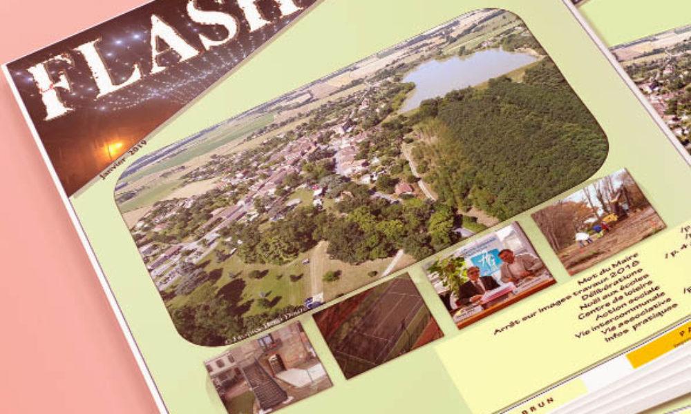 Le Flash Magazine Municipal Ville de Launac