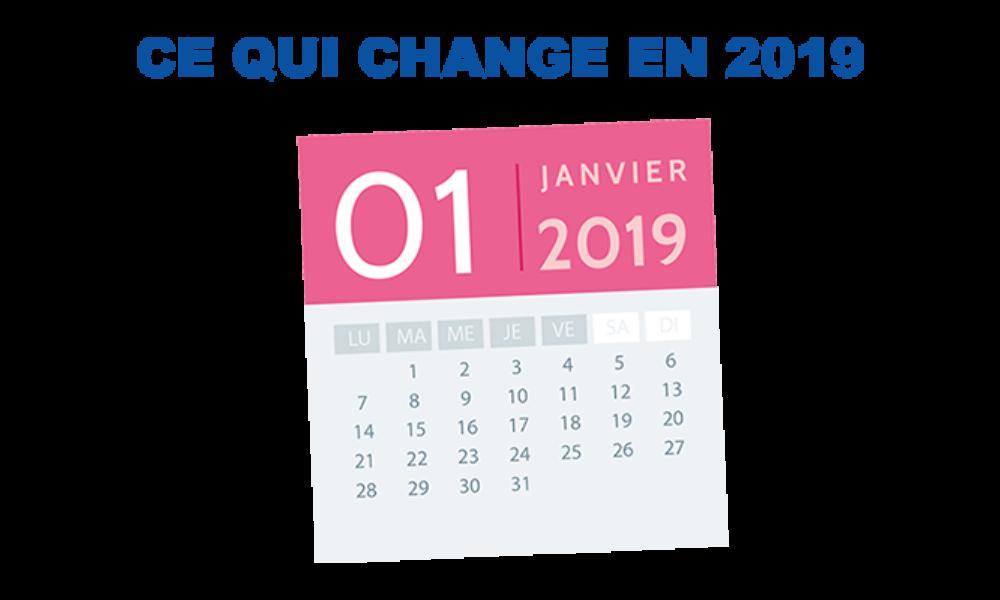 Ce qui change en 2019 Mairie de Launac